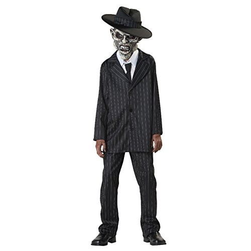 Total (Zombie Gangster Costume)