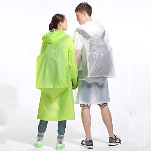Donna Donna Donna Poncho Zhangqiang Blu Saoye Rain Jacket Suit Suit Suit Suit Raincoat Outdoor Raincoat Raincoat Waterproof Trasparente Uomo Raincoat Poncho Fashion Weather Giovane Studente qaxnRFgB