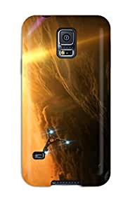 6096456K11606988 Awesome MarvinDGarcia Defender Tpu Hard Case Cover For Galaxy S5- Desktop Artwork