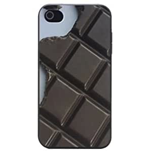 Chocolate Pattern Hard Back Case Cover For Iphone 5 5G