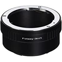Fotasy Pro Olympus OM lens to Sony A7II A7S Full Frame Mirrorless Camera Adapter