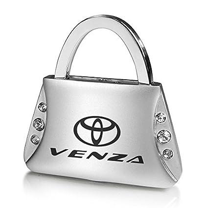Toyota Avalon Clear Crystals Purse Shape Key Chain