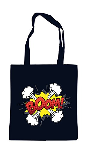 Boom Comic Bag Black Certified Freak