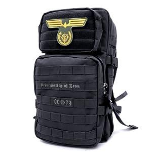 機動戦士ガンダム ジオンアサルト バッグパック ブラック