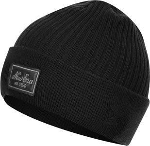 New Era Ribbed Patch bonnet