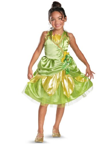 Disgu (Tiana Princess And The Frog Costumes Adults)