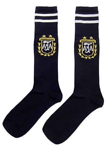 Navy Blue Team Ball (Argentina Navy Blue Away National Soccer Team Socks for Kids/youth)
