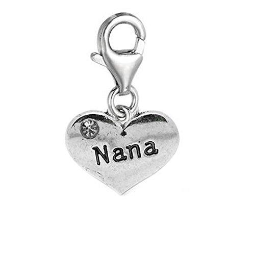 Nana Charm Pendant Jewelry (Nana