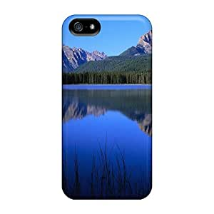 Fashionable Style Case Cover Skin For Iphone 5/5s- Afternoon Time