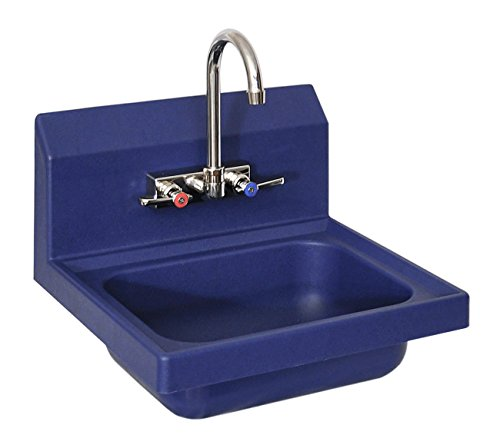 BK Resources i-on Antimicrobial Hand Sink, 14