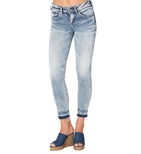 Silver Jeans Womens High Rise Skinny product image