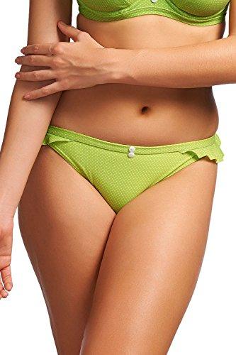 Freya 3364 Cherish Rio Bikini Brief Bottoms Lime Green Large Rio Bikini Brief