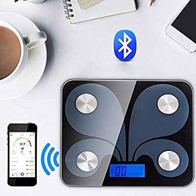CoCocina 5~180 kg Digital Scale Scientific Intelligent LCD Display Bluetooth Scale