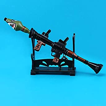 TuToy Fortnite Rocket Launcher Llavero Fort Night Cosplay ...