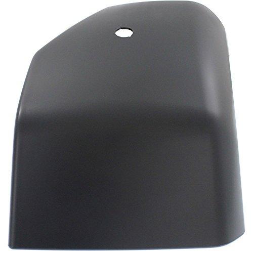 - Bumper End Rear Left Side Plastic Primered for Pathfinder 04-04/Armada 05-07 W/Park Distance Sensors