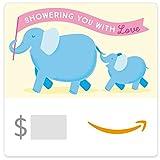 Amazon eGift Card - Baby Elephants