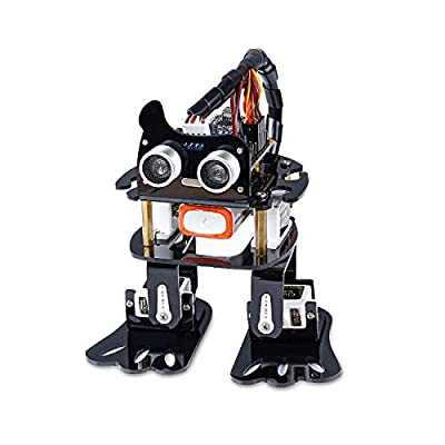 SunFounder Children Electronics Toys Robotics Kits for Arduino