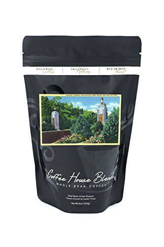 Salt Lake City, Utah - Entrance View to Memory Park, City Creek Canyon (8oz Whole Bean Small Batch Artisan Coffee - Bold & Strong Medium Dark Roast w/ - Salt Creek City Lake City