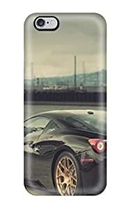 Premium FuTTWWZ2248ppOvk Case With Scratch-resistant/ Amazing Black Car S Case Cover For Iphone 6 Plus by lolosakes
