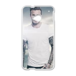 Malcolm David Beckham Phone Case for HTC One M7