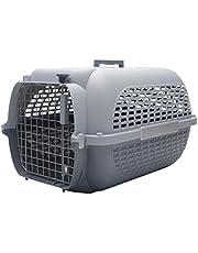 Dogit Voyager Pet Carrier, L.Grey/D.Grey, Large
