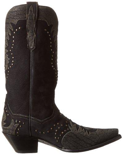 Boot Black Western Invy Women's Dan Post OxqIWZ1Xnz