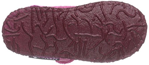 NangaStern - Zapatillas de casa Bebé-Niños Varios Colores - Mehrfarbig (Beere 29)