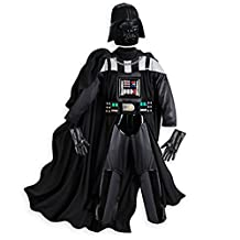 Disney Store Boys Darth Vader Costume with Sound, Medium, 7/8