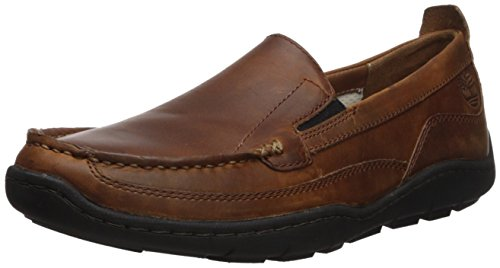 - Timberland Men's Sandspoint Venetian Driving Style Loafer, Brown Full Grain, 11.5 Medium US