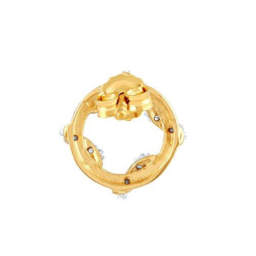 Giantti 14carats Diamant pour femme Boucles d'oreille à tige (0,18CT, VS/Si-clarity, Gh-colour)