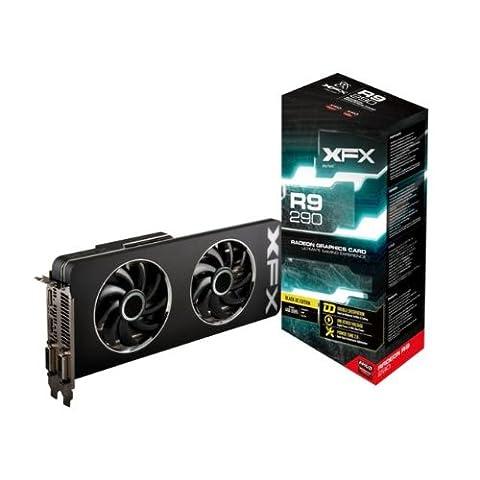 XFX AMD Radeon R9 290 4GB GDDR5 2DVI/HDMI/DisplayPort PCI-Express Video Card (Radeon 290)