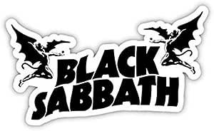 Black Sabbath Heavy Metal ROCK BAND PEGATINA VINILO STICKER ADHESIVO ref1380