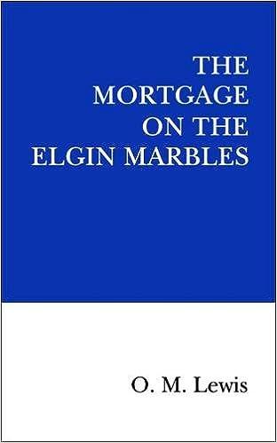 Descargar En Elitetorrent The Mortgage On The Elgin Marbles Archivos PDF