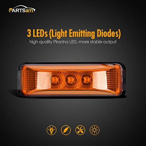 Buy led trailer side marker lights sealed