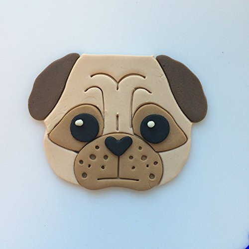 Pug Face 100 Cookie Cutter Set (4 inches)