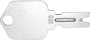 Forklift Key-