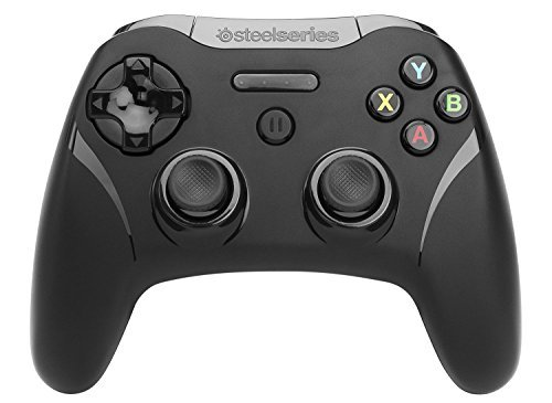 SteelSeries Stratus XL Bluetooth Wireless Gaming Controller for iOS Devices - 69026 (Renewed)