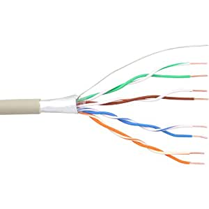 Unbekannt - Teléfono 4x2x0 cable , 6m ² jy (st) y 100m alrededor verlegekabel