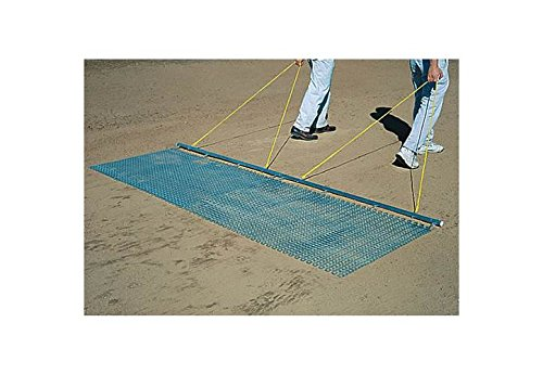 Play Ground Drag Mat with Steel Mesh Mat by Jaypro Sports