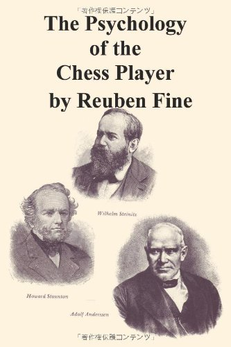 Read Online The Psychology of the Chess Player pdf