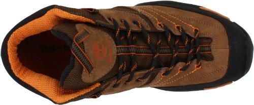 Scarpone Da Escursionista Mens Woodrens Mid Gtx Marrone / Arancione