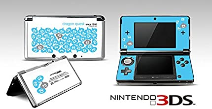 Dragon quest monsters terry's wonderland Limited Edition VINYL SKIN STICKER DECAL COVER for Nintendo 3DS Console System