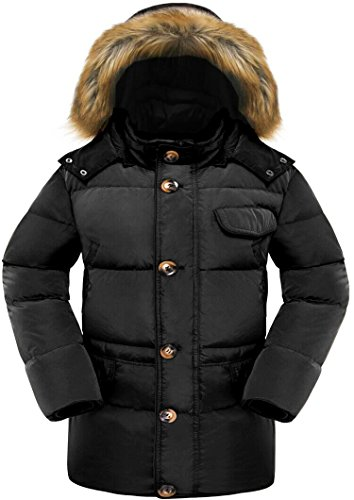 Valuker-Mens-Down-Coat-With-Fur-Hood-With-90-Down-Parka-Puffer-Jacket