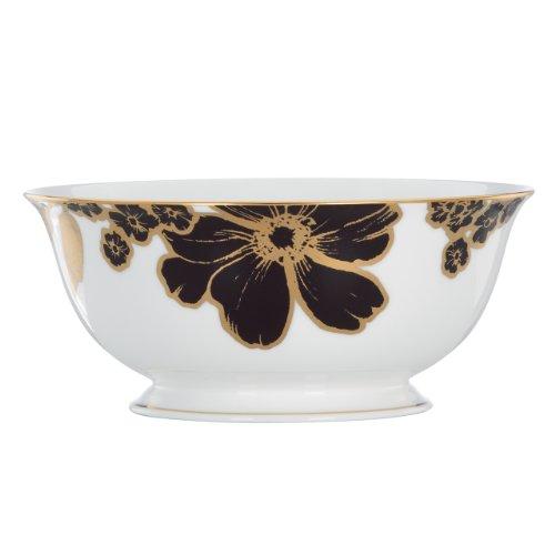 Lenox Minstrel Gold Serving Bowl (Serving Bowl Oval Floral)