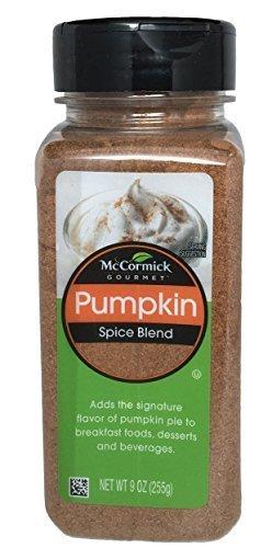 (McCormick Gourmet Pumpkin Spice Blend - Pie, Lattes, Coffee - 9oz by McCormick)