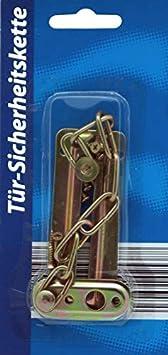 Porta di sicurezza catena catena di sicurezza porta catena 1 St/ück T/ürsicherungskette