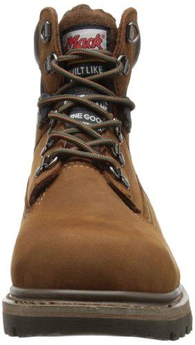 Mack Boots Stivali MKMASTER-ROF120 Uomo Marrone (Marron - Rocky Brown)