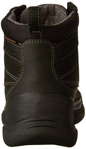 Clarks Ankle Allyn Leather Mens Black Clarks Boot Waterproof Mens Top wnUS154q
