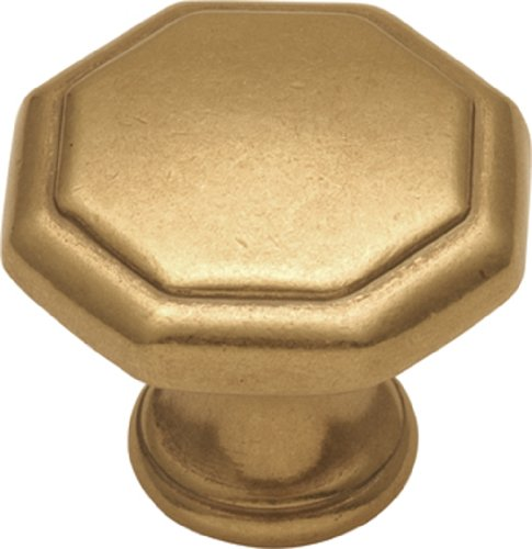UPC 078555774721, Hickory Hardware P14004-LB 1-1/8-Inch Conquest Cabinet Knob, Lustre Brass