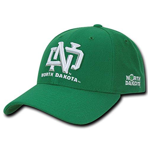 University of North Dakota UND Fighting Sioux Adjustable Baseball Ball Cap Hat